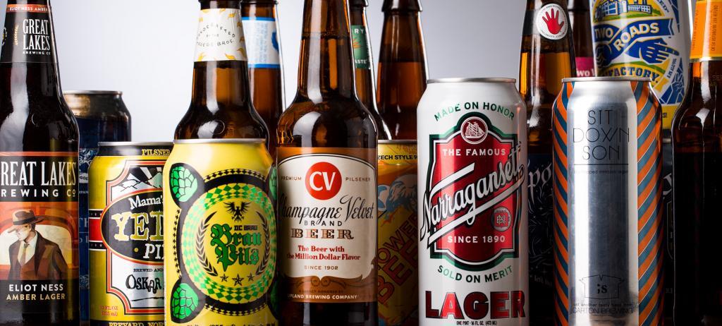 Американское пиво: марки