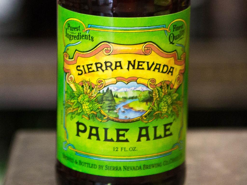 """Пиво американский """"Пэйл эль"""""""