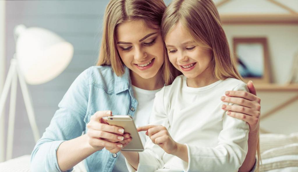 как установить родительский контроль на самсунг