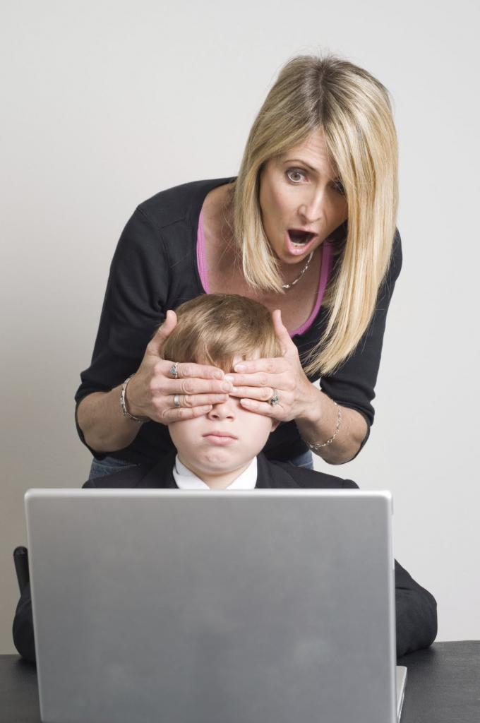 как на компьютере установить родительский контроль интернета