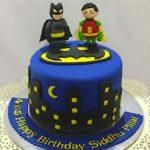 Торт с Бэтменом - защитником Готема