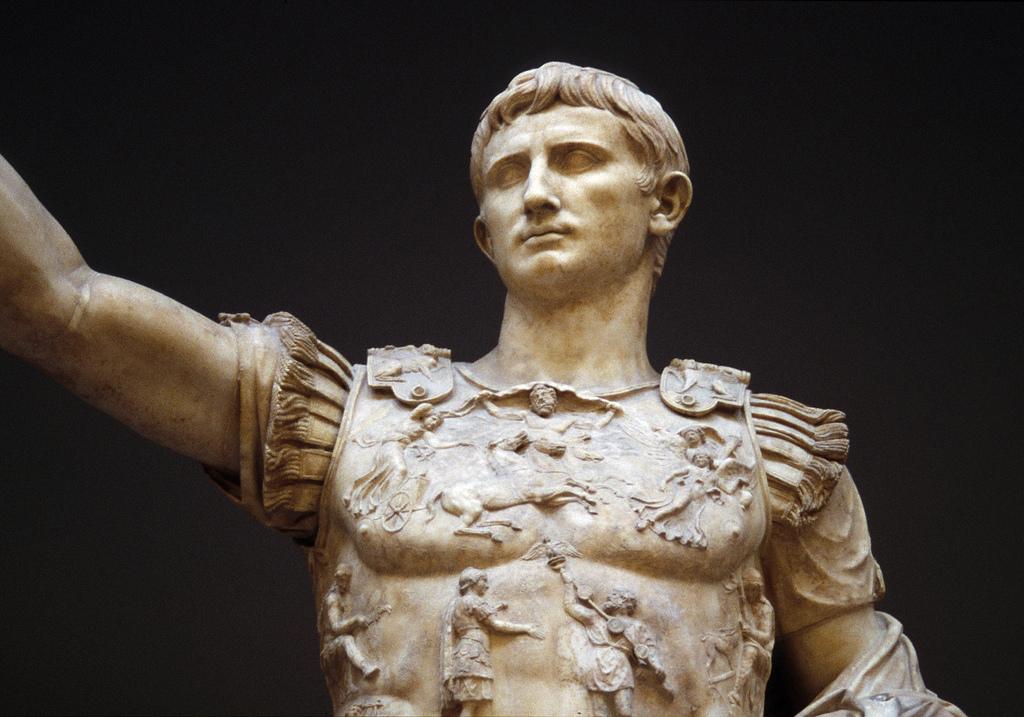 Правитель Рима Август