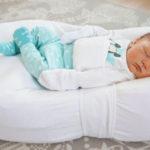 Кокон – это отличный помощник в первые месяцы жизни малыша