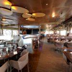 Ресторан на Эйфелевой башне в Париже