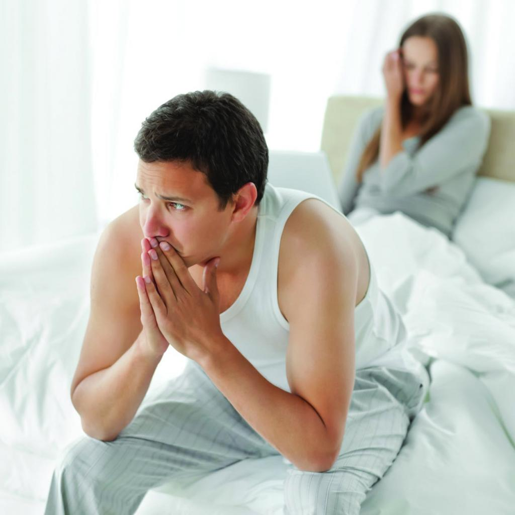 Переодичность занятия сексом у мужчины
