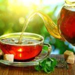 Чай происхождение слова и не только...
