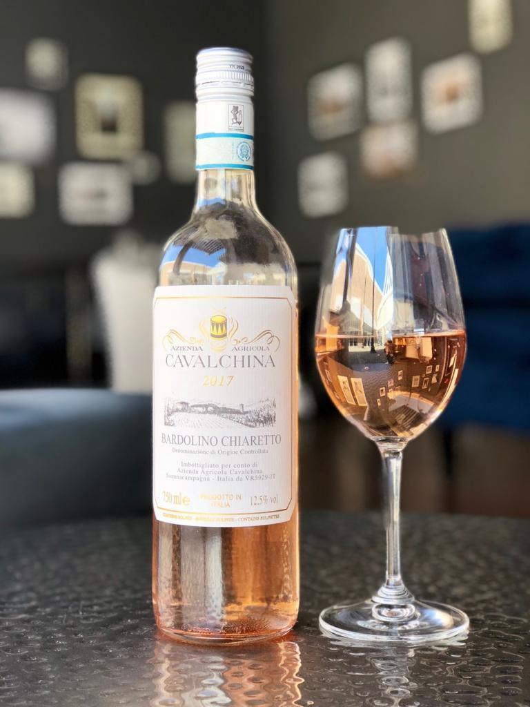 """Вино """"Бардолино Кьяретто"""""""