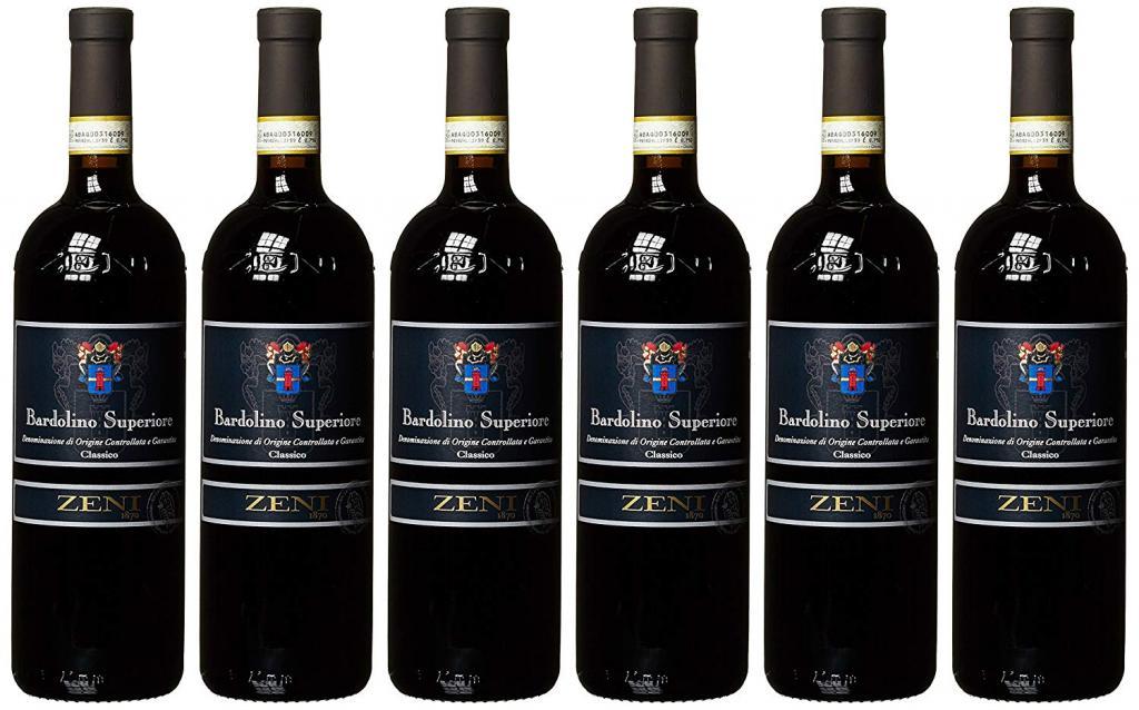 """Итальянское вино """"Бардолино"""""""