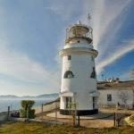 Ильинский маяк в Феодосии: адрес, описание, история и фото