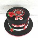 Острый подарок - торт крутому перцу