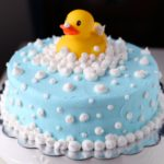 Торт мальчику на 4 года: идеи и варианты оформления