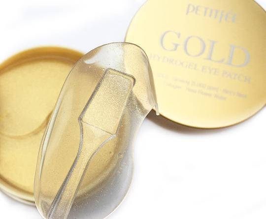 Gold Hydrogel Eye Patch от PETITFEE
