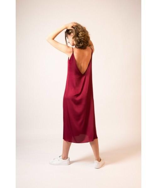 платье комбинация выкройка моделирование
