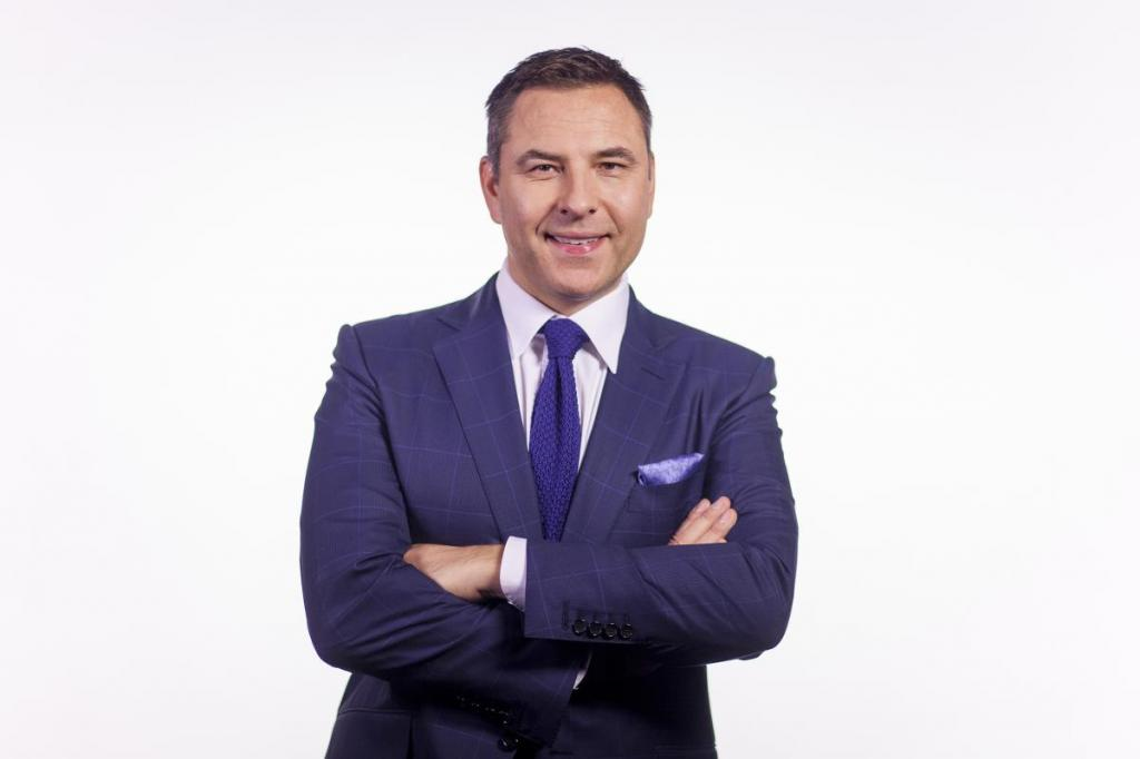 Актер Дэвид Уильямс