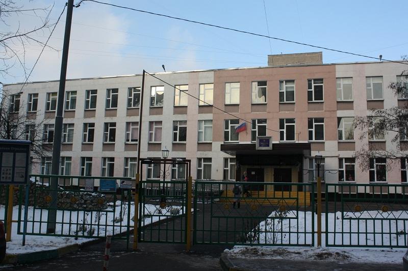 Корпус гимназии 1554