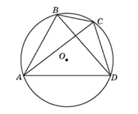 Вписанный четырехугольник задачи решение тактической задачи тактического средства тактического решения