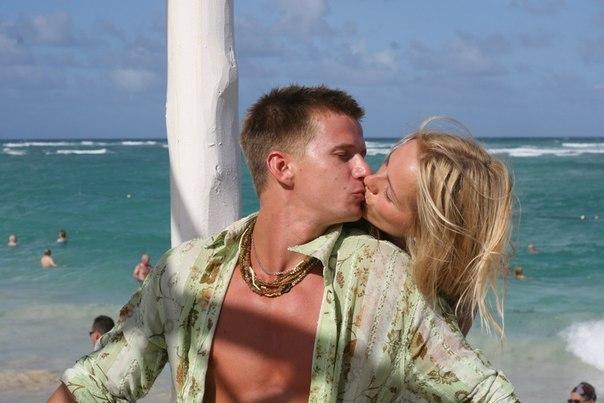 Роман с женой на отдыхе