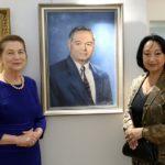 Гуля Салахова - вторая жена Константина Райкина