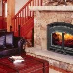 Камины на дровах для дома: особенности, виды, фото и отзывы