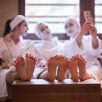 Современный девичник в бане или сауне