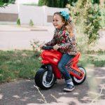 Детский мотоцикл Полесье: обзор, характеристики, отзывы покупателей