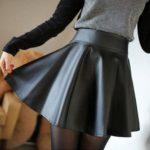 Как погладить кожаную юбку: простые и эффективные способы