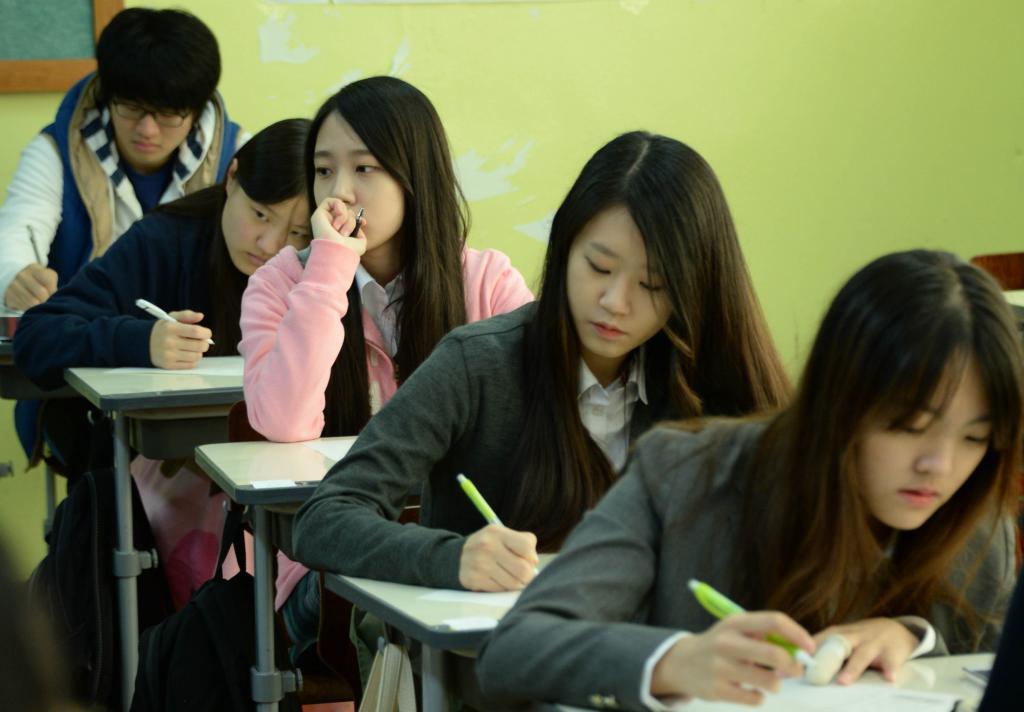 учеба в корее после 11 класса