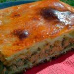 Пирог с форелью: рецепт, советы по приготовлению