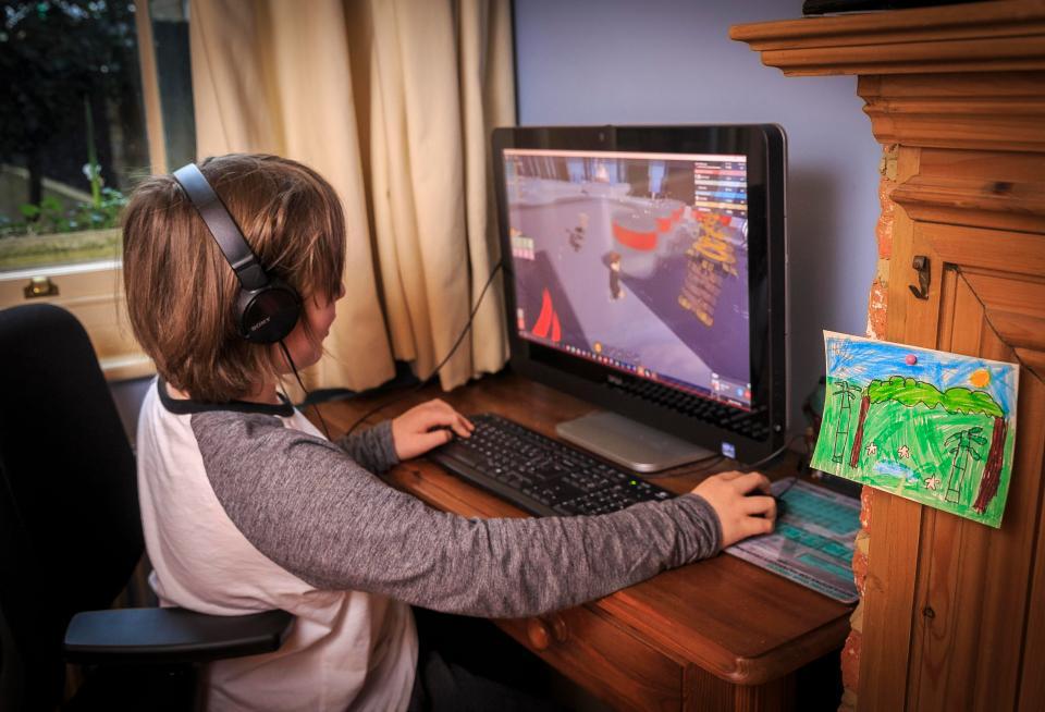 Картинки компьютерных игр детских, мастер своем