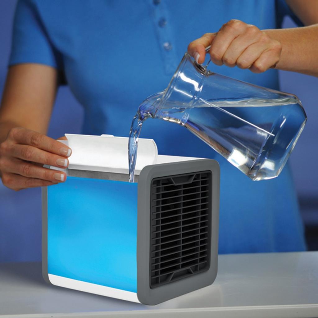 Заправка увлажнителя воздуха