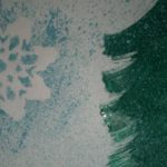 Увлекательное творчество: 2 способа рисования зубной щеткой