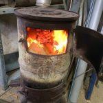 Печка из бочки своими руками: инструкции и рекомендации по изготовлению