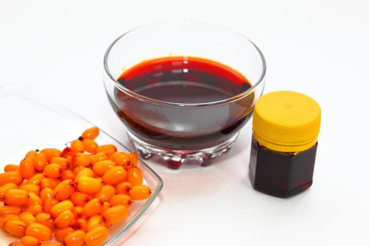Как приготовить облепиховое масло своими руками