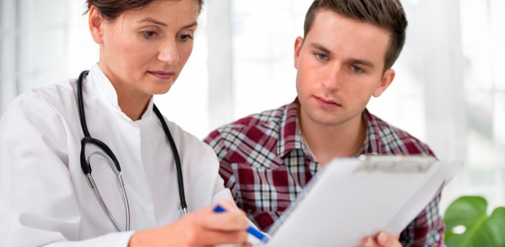 Коды язвенной болезни желудка по МКБ-10