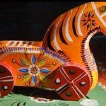 Обвинская роспись: декоративно-прикладное искусство Урала, описание, техника, изделия
