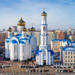 Успенский собор (Астана): история, описание, расписание богослужений, адрес