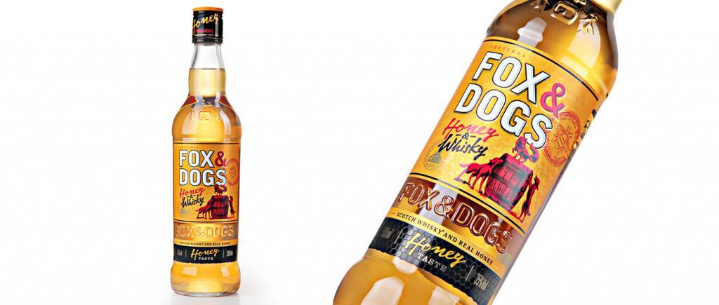 Виски Лиса и Собака