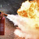 Огнетушитель углекислотный ОУ 2: характеристики