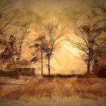 Монохромная живопись: особенности, примеры
