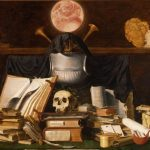 Натюрморт с черепом: название направления, символизм, фото картин