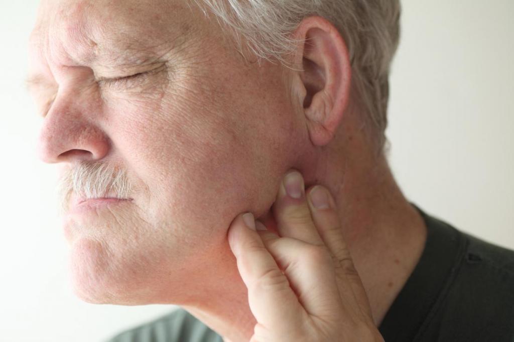 история болезни флегмона дна полости рта