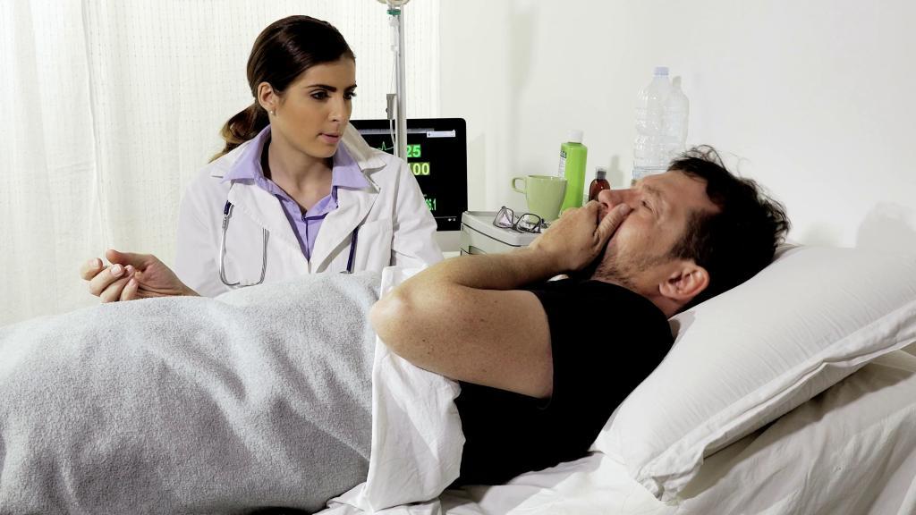 флегмона дна полости рта мкб
