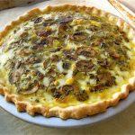 Киш с грибами и сыром: ингредиенты, рецепты, советы по приготовлению