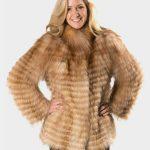 Меховой жакет: как выбрать, с чем носить