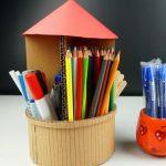 Стакан для ручек и карандашей - лучший помощник для организации порядка на рабочем столе