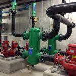Что такое гидрострелка в системе отопления? Принцип работы и назначение