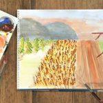 Основы живописи: цветоведение, композиция, перспектива
