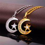 Мусульманские кулоны для мужчин и женщин: история украшения, разновидности, оформление