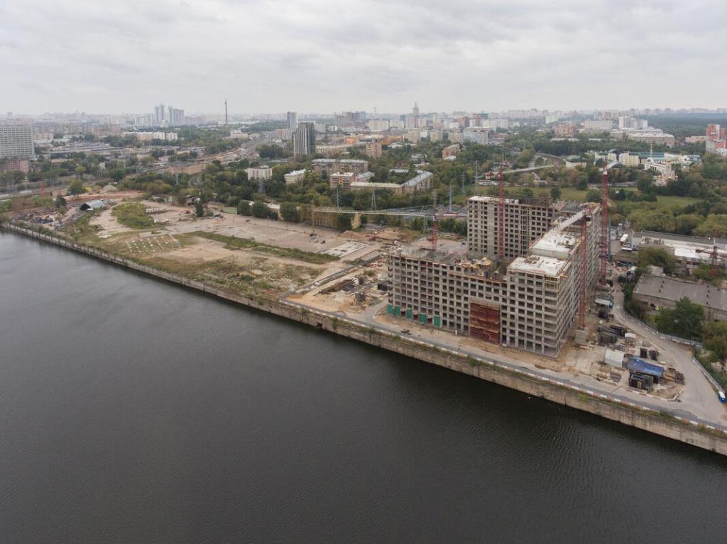 ЖК Западный порт