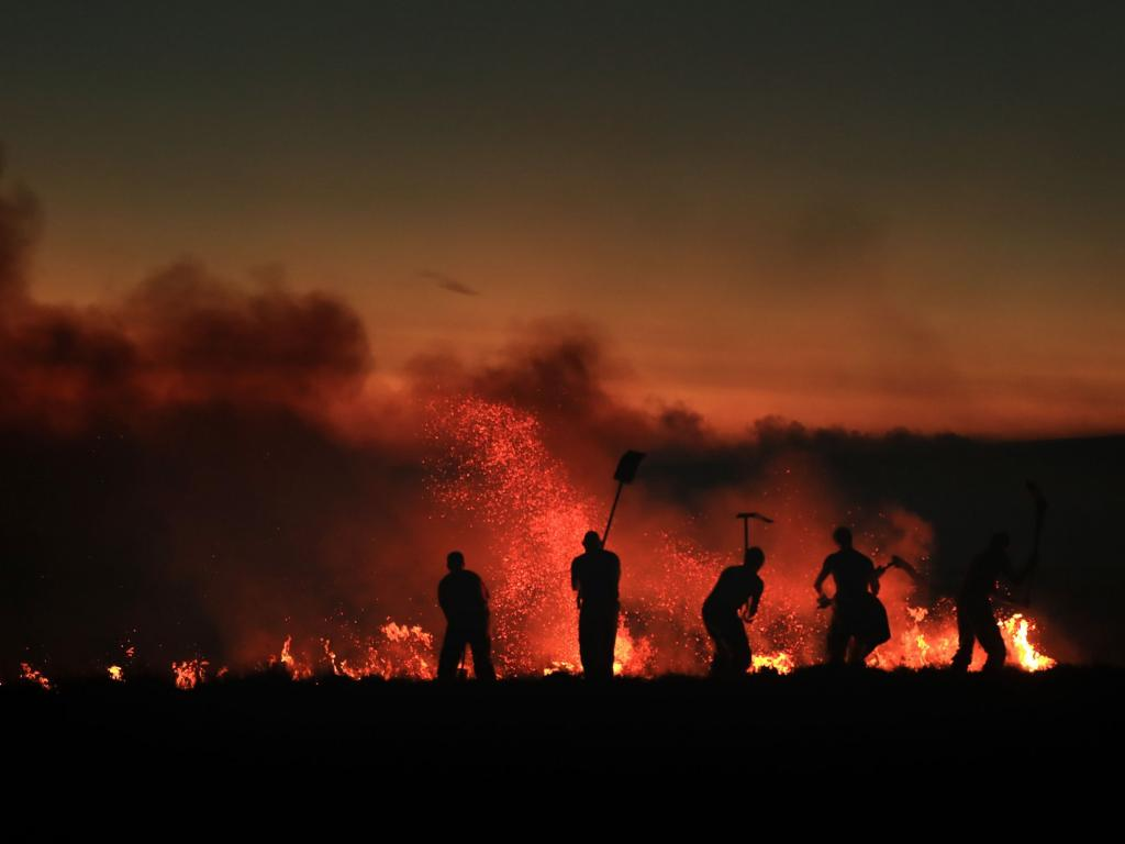 Пожарный гарнизон